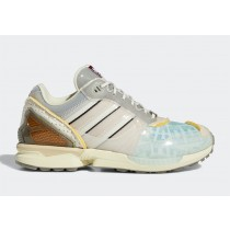 """Adidas ZX 6000 """"Inside Out"""" G55409 White/Green"""