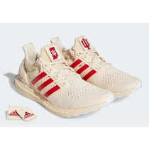 """Adidas Ultra Boost 1.0 """"Indiana"""" FY5807 White/Red"""