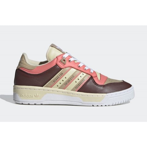 Human Made x Adidas Rivalry Low FY1085 White