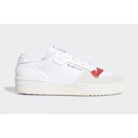 Adidas Rivalry Low EF6418 White