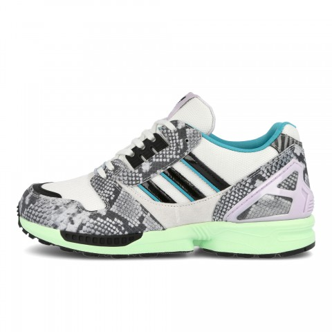 """Adidas ZX 8000 """"Lethal Nights Pack"""" FW2152 White/Grey"""